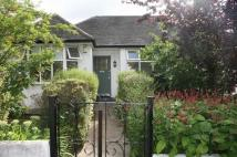 Featherstone Road Semi-Detached Bungalow to rent
