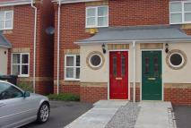 2 bed semi detached home to rent in Robin Bailey Way...