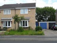 2 bed semi detached property in Garton Close, Cinderhill...
