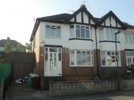 3 bed semi detached home to rent in Exton Road, Sherwood...