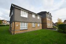 Rutherford Close Flat to rent