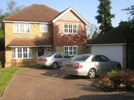Detached home in Holm Grove, Hillingdon...