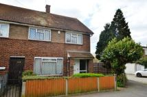 semi detached home to rent in St Martin Close...