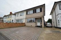 semi detached home in Hurstfield Crescent...