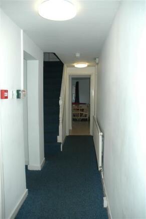Bottom hallway