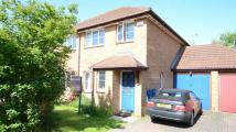 Saunders Close semi detached house to rent