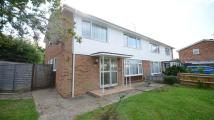 3 bedroom semi detached property in Wheble Drive, Woodley
