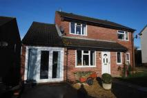 semi detached house in Bonners Close...