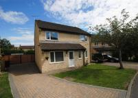 semi detached property in Orwell Close, Malmesbury...