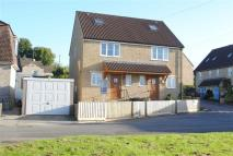 semi detached house in Hobbes Close, Malmesbury...