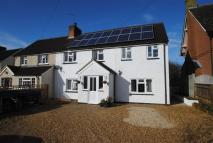 5 bed semi detached home in The Green, Dauntsey...