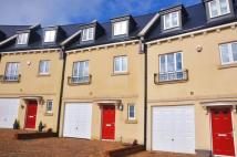 Terraced house in Boulter Crescent, Andover