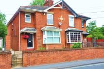 4 bedroom semi detached property for sale in Charlton Road, Andover