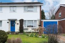 semi detached house in Dewlands, Oakley...