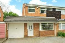 Copthorne Close semi detached house for sale