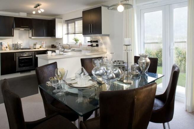 Kingsbridge kitchen