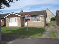 2 bed Detached Bungalow in St. Johns Way, Feltwell...