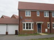 semi detached house to rent in Evergreen Way...