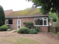 2 bed Detached Bungalow in Paynes Lane, Feltwell...