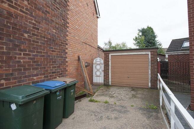 Garage To Side