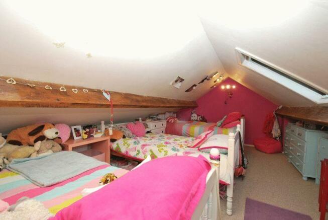 Loft Room Used...