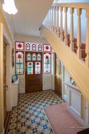 Beautiful Hall...