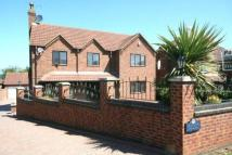Detached home for sale in Birchwood Close...