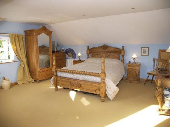 Owners Master Bedroom