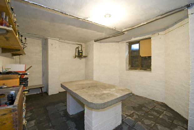 cellar and cold slab