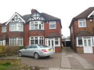 semi detached house in Wake Green Road, Moseley...