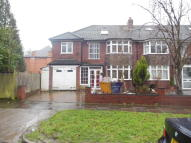 4 bedroom semi detached property in Holders Lane, Moseley...