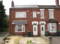 3 bed End of Terrace home in Ashes Road, Oldbury, B69