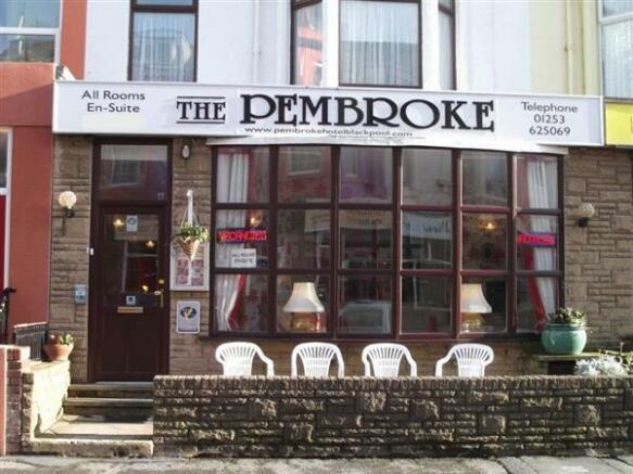 The Pembroke Hotel Blackpool
