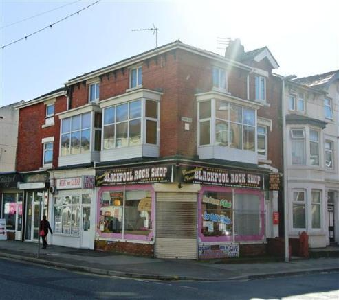 December Property Auction Blackpool