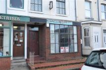Shop for sale in Milbourne Street...