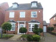 5 bed Detached house in Stannier Way, Watnall...