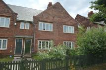 3 bedroom Terraced house in Model Village, Worksop