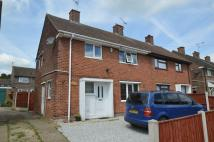 3 bed semi detached home to rent in Alder Way, Shirebrook