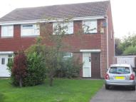 semi detached home to rent in Latimer Drive, Bramcote...