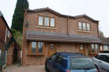 2 bed semi detached property in Fraser Road, Carlton...