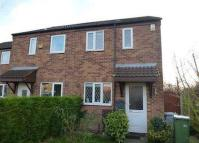 Terraced house in Vera Crescent, Mansfield