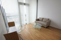 Studio flat in Abito 4 Clippers Quay,  ...