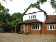 Church Lane Detached house to rent
