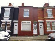 Terraced house in Bridgeford Avenue...