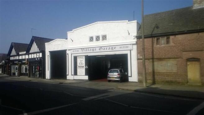 Garage For Sale In West Derby Village Liverpool L12