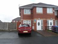 semi detached house in Park View Road...