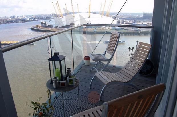 1 Bedroom Apartment For Sale In New Providence Wharf 1 Fairmont Avenue Canary Wharf London