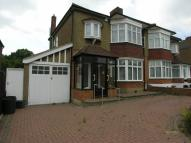 3 bedroom semi detached property to rent in London