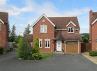 4 bed Detached home in Stokesay Close...