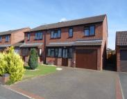 semi detached property in Maple Close, Craven Arms...